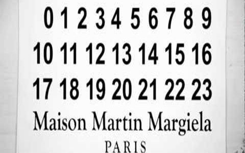 martin margiela-happy new year 2013
