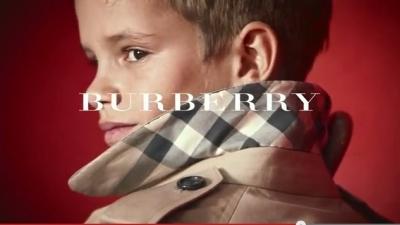 romeo-beckham-burberry
