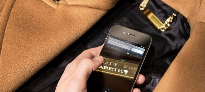 BURBERRY - hiver 2013