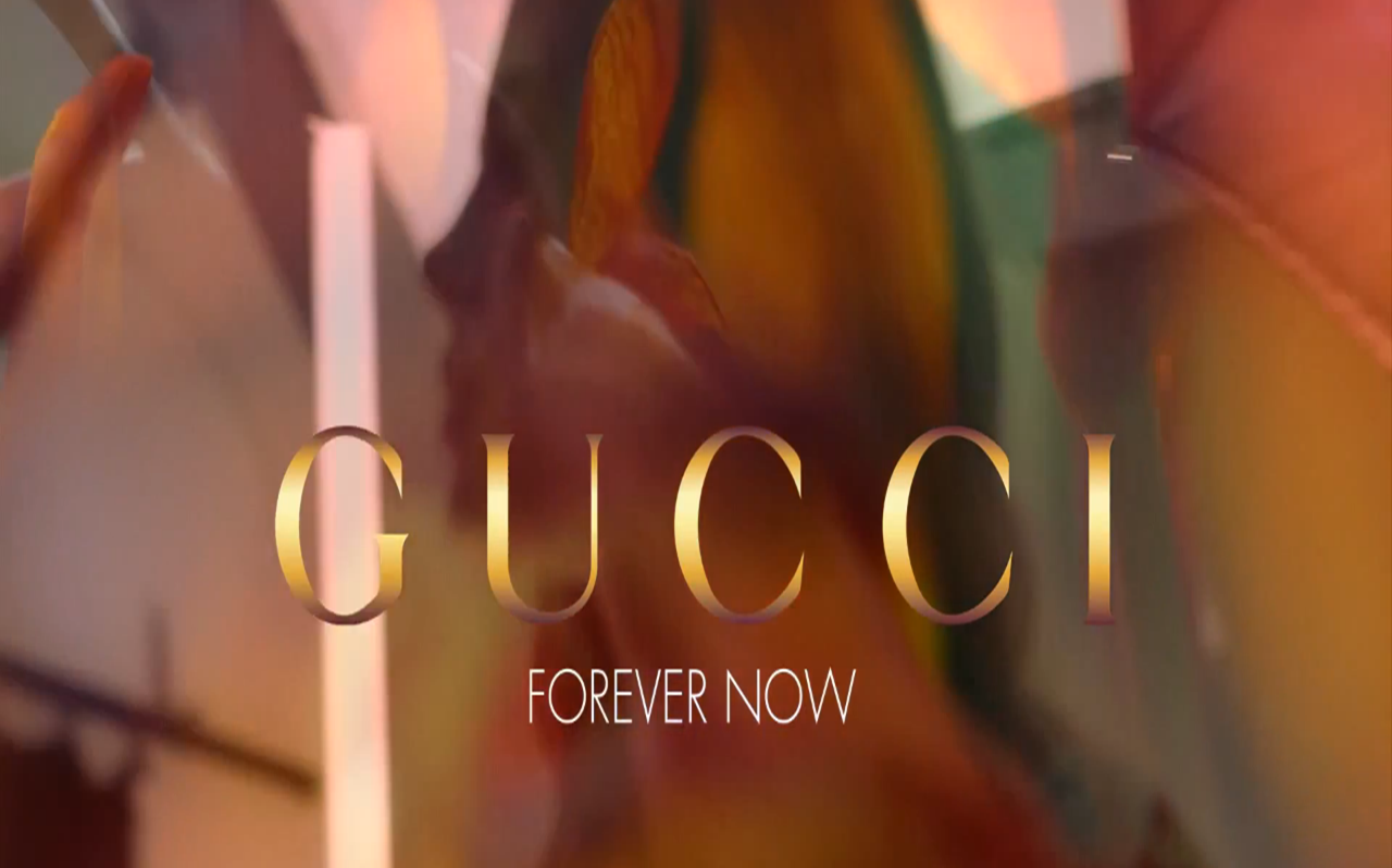 gucci-foever now -  Charlotte Casiraghi