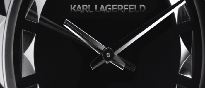 karl lagarfeld - watch