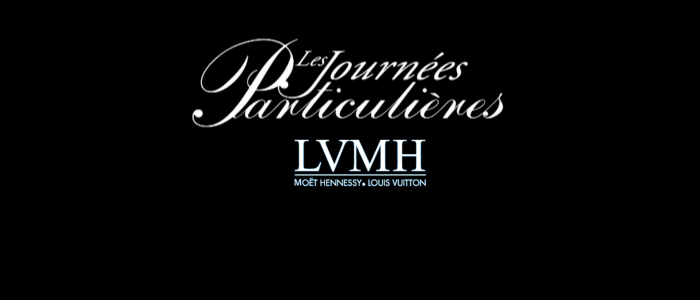 LVMH - Journees particulieres 2013