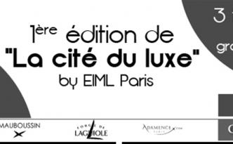 cite du luxe - eiml paris