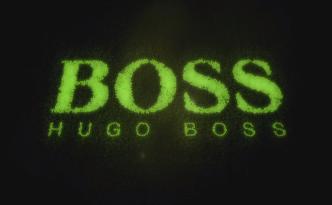 hugo boss - Green Gol