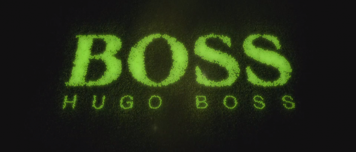 hugo boss - Green Gol