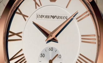 Emporio Armani SpringSummer 2013 - Watch Collection