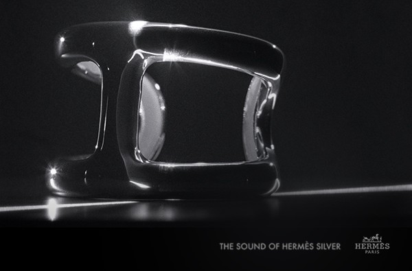 the soud of hermes silver