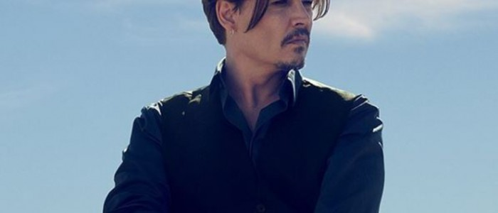 johnny deep - dior - sauvage - kalsmag